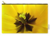 Inner Tulip Macro Carry-all Pouch