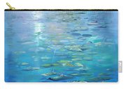 Inniswood Park Waterlilies Carry-all Pouch