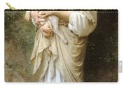 Innocence Carry-all Pouch by William Bouguereau