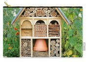 Insect Hotel Carry-all Pouch