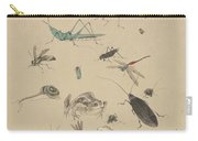 Insects C1825 Carry-all Pouch