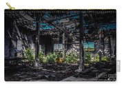 Inside An Abandon Building Carry-all Pouch