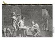 Inside An Egyptian Bathhouse, C.1820s Carry-all Pouch