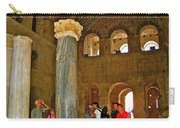 Inside Church Of Saint Nicholas In Myra-turkey Carry-all Pouch