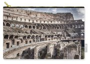Inside Colosseum Carry-all Pouch