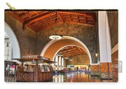 Inside Los Angeles Union Station Carry-all Pouch