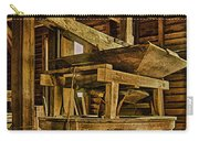 Inside Mingus Grist Mill Carry-all Pouch
