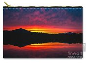 Inside Passage Sunrise Carry-all Pouch