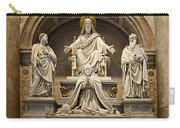 Inside St Peters Basiclica - Vatican Rome Carry-all Pouch