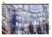 Inside The Blue Mosque Carry-all Pouch