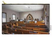 Inside The Church Carry-all Pouch