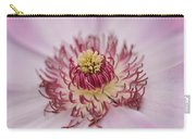 Inside The Flower Carry-all Pouch