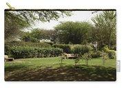 Inside The Garden Of 5 Senses In Delhi Carry-all Pouch