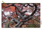 Inside The Japanese Maple Carry-all Pouch
