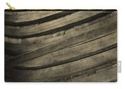 Inside The Wooden Canoe Carry-all Pouch