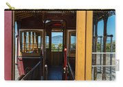 Inside Trolley 28 Carry-all Pouch