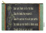 Inspirational Chalkboard-d2 Carry-all Pouch