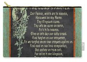 Inspirational Chalkboard-f2 Carry-all Pouch