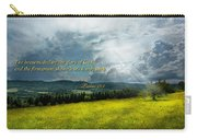 Inspirational - Eternal Hope - Psalms 19-1 Carry-all Pouch