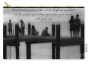 Inspirational  Photography Carry-all Pouch