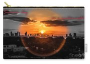 Inspirational--summer Day On A Winters Night Carry-all Pouch