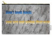 Inspiring Words For You Carry-all Pouch