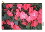 Interior Decorations Butterfly Garden Flowers Romantic At Las Vegas Carry-all Pouch