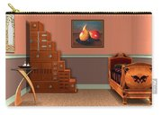 Interior Design Idea - Two Pears Carry-all Pouch by Anastasiya Malakhova