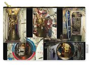 Interior Hatches Collage Russian Submarine Carry-all Pouch