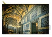 Interior Narthex Carry-all Pouch by Joan Carroll