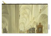 Interior Of Antwerp Cathedral, C.1668 Carry-all Pouch