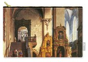 Interior Of The Dominican Church In Krakow Carry-all Pouch