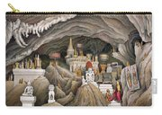 Interior Of The Grotto Of Nam Hou Carry-all Pouch