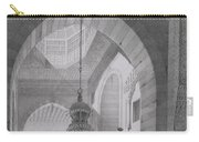 Interior Of The Mosque Of Kaid-bey Carry-all Pouch