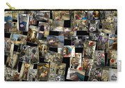 Interior Russian Submarine Horz Collage Carry-all Pouch