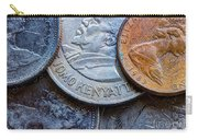 International Coins Carry-all Pouch