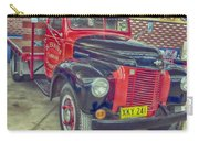 International Vintage Truck Carry-all Pouch