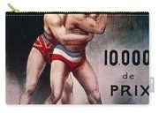 International Wrestling Championship Carry-all Pouch