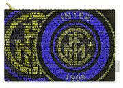 Internazionale Typography Poster Carry-all Pouch