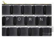 Internet Online Cyber Porn Carry-all Pouch