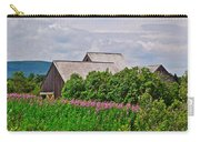 Interpretive Center In Forillon Np-qc Carry-all Pouch