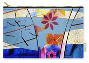 Interstate 10- Exit 256- Grant Rd Underpass- Rectangle Remix Carry-all Pouch