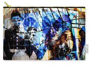 Interstate 10- Exit 257a- St Marys Rd / 6th St Underpass- Rectangle Remix Carry-all Pouch