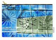 Interstate 10- Exit 258- Broadway Blvd / Congress St Underpass- Rectangle Remix Carry-all Pouch