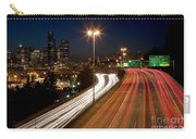 Interstate Traffic In Seattle Washington Carry-all Pouch