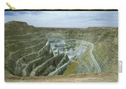 Inti Raymi Gold Mine Quarry In Oruro Carry-all Pouch