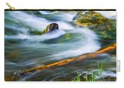 Intimate With River Carry-all Pouch