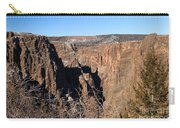Into The Black Canyon Carry-all Pouch