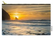 Into The Blue I Carry-all Pouch by Marco Oliveira