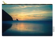 Into The Blue IIi Carry-all Pouch by Marco Oliveira